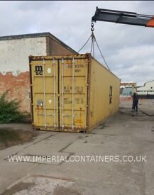 SHIPPING CONTAINER - SHIPPING CONTAINERS - GLASGOW