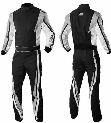 K1 - Victory SFI-1 Auto Racing Suit - Driving Nomex Style Fire SFI 3.2A/1