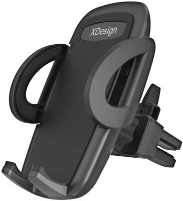 Xdesign Air Vent Car Mount Premium Universal New Phone Holder Cradle Compatible Premium Car Mount