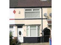 2 bedroom house Haydn Road L14 4BR