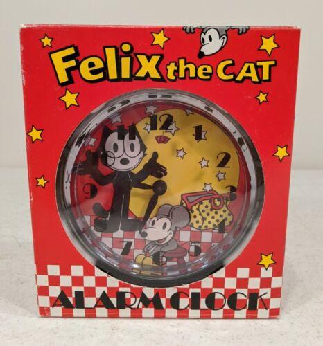 Felix the Cat Alarm Clock 1989 Brand New In Box