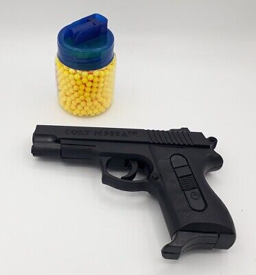 Airsoft Gun Colt M988A Kugelpistole Federdruck Kugeln Plastik Munition