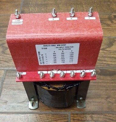 Specialty Transformer Multi-Tap Primary 660V to 1511V Secondary 115V 0946-010062