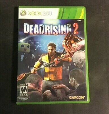 Dead Rising 2 (Microsoft Xbox 360, 2010)  .. CLEAN TESTED