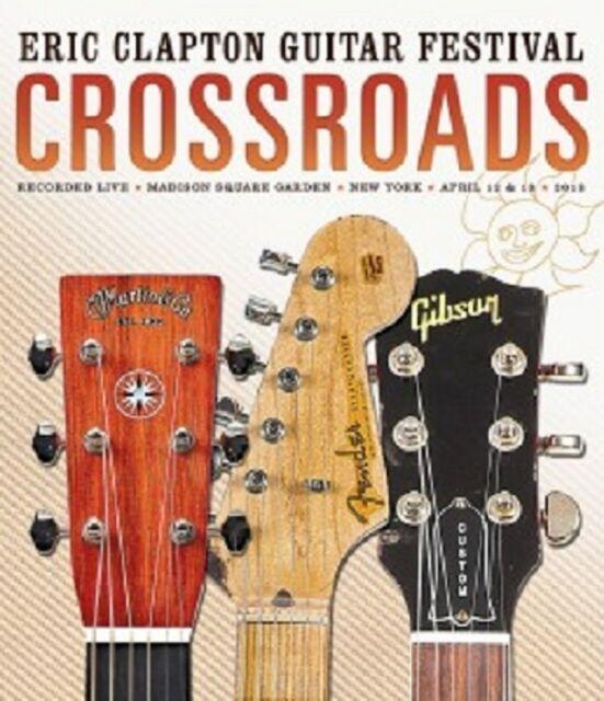 ERIC CLAPTON - CROSSROADS GUITAR FESTIVAL 2013 - 2 DVD NEU!!