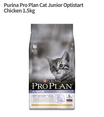 purina pro plan Junior cat food