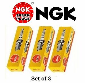 3 OEM Spark Plugs Fits: Sea Doo 4-TEC RXP-X RXT-X GTX-iS/aS 215/255/260 #4339