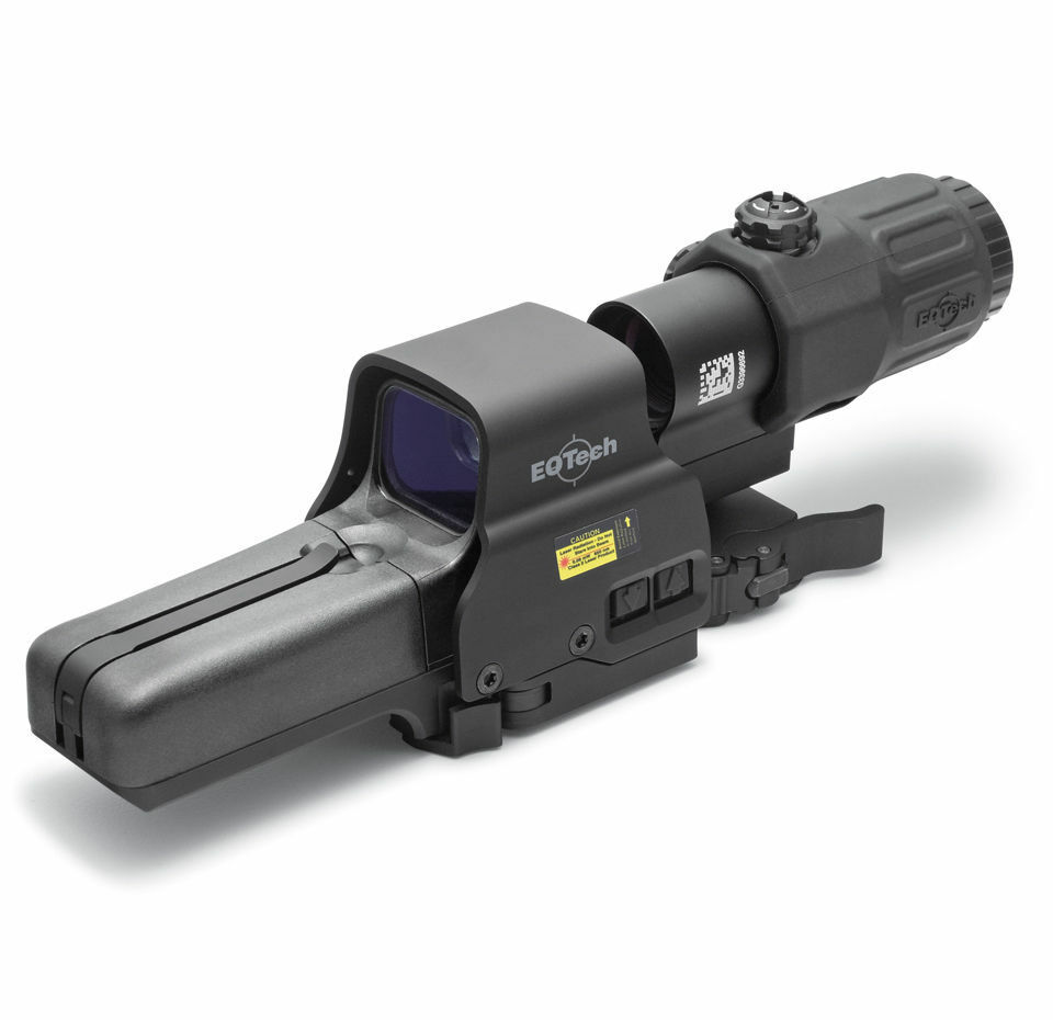 EOTech Holographic Hybrid Sight HHS III 518.2 Red Dot  + G33
