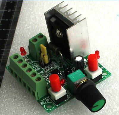 Stepper Motor Driver Controller Speed Regulator Pulse Signal Generator Module