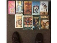 VHS videos free!