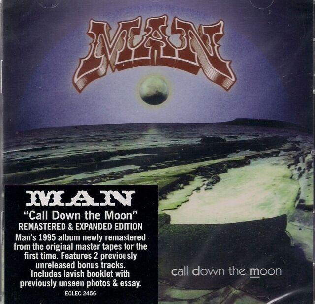Man - Call Down the Moon + Bonustracks, CD Neu