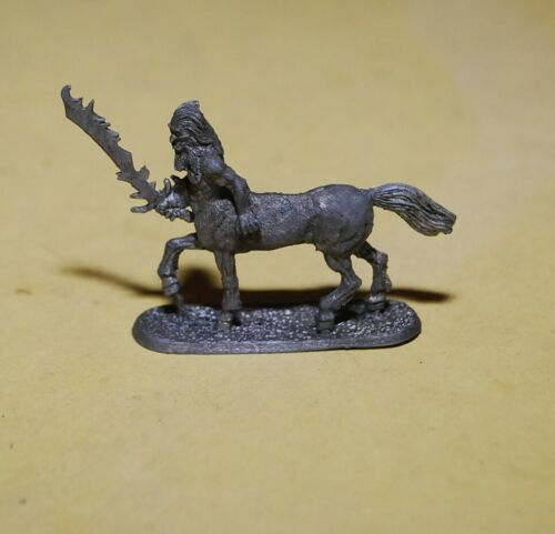 Ral Partha - AD&D  -  Monsters -  Beastmen Centaur Cavalry, 1994. Bob Olley
