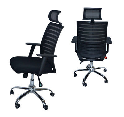 Bürostuhl Drehstuhl Chefsessel Computerstuhl Schreibtischstuhl Köptstütze Liege  - Liege Schreibtisch