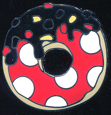 Character Donuts Mystery Minnie Disney Pin 106595