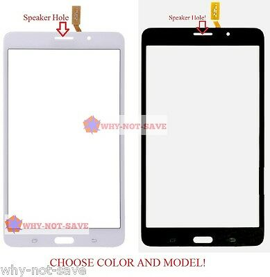 """Touch Glass Screen Digitizer Replacement for Samsung Galaxy TAB 4 7"""" 7.0 Display"""