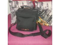 Minolta camera bag for Canon, Nikon, Sony professional cameras