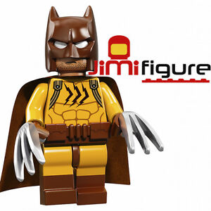NEW LEGO Minifigures Catman The Batman Movie 71017 Genuine Catwoman Minifigure