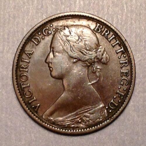 1864 Canada Nova Scotia Half Cent