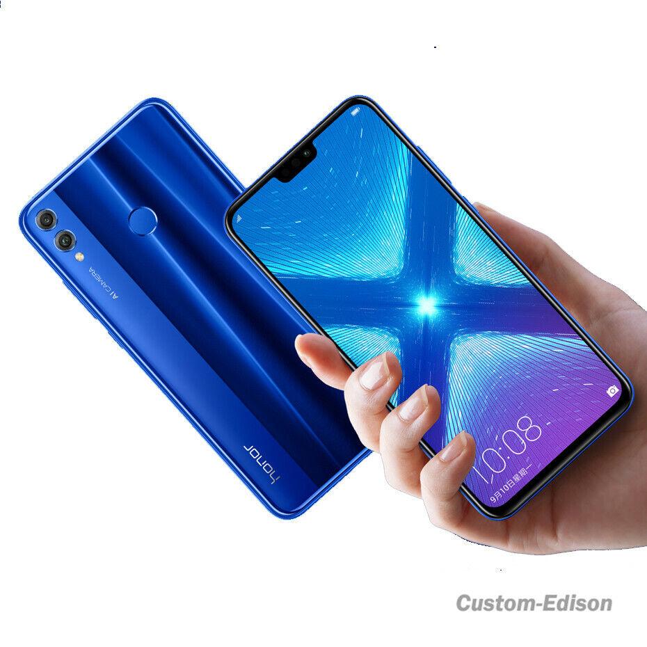 7.12'' Huawei Honor 8X Max 6G ROM 128G RAM Dual Sim Android 8 Cell Phone Unlock