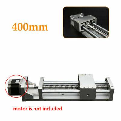 Slide Linear Rail Stage Guide Platform Th16- 400mm57 Motor Frame Sliding Table