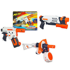 2 x Nerf Super Soaker Thunderstorm with extras + Nerf Super Soaker Scatter Blast