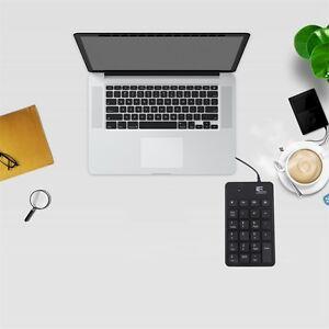 Mini 23-Keys USB Number Pad Keypad Numeric Keyboard For Laptop Notebook OK