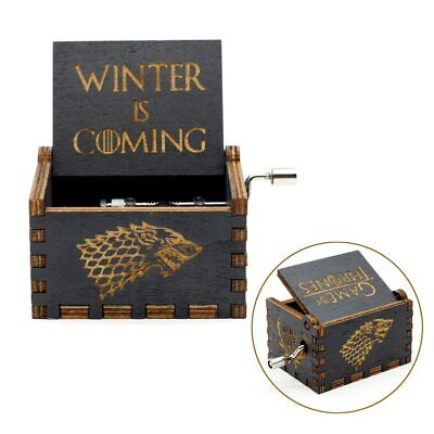 - Game of Thrones GOT Music Box Theme Song Winter is Coming Stark Lannister