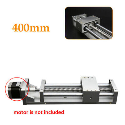 400mm Linear Rail Stage Module Cross Sliding Table Sfu1605 Motorized Xyz Axis
