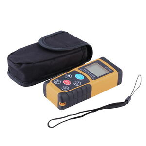 100m Mini Digital Laser Distance Meter Range Finder Measure Diastimeter OK