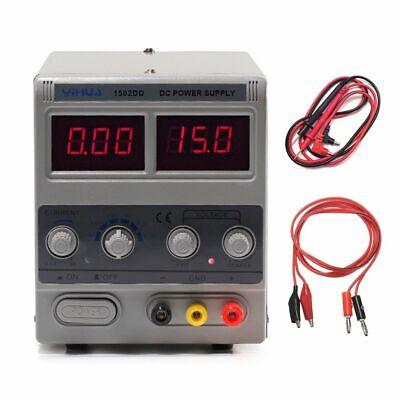 Adjustable Digital Dc Power Supply Unit With Voltage Regulator Led Screen Tool
