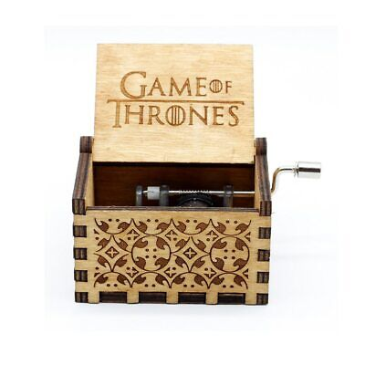 New Music Box Carillon Game of Thrones Action Figure Collection