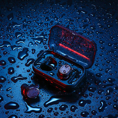Mini Kopfhorer Bluetooth 5.0 Kopfhörer Wireless Headset Stereo Ohrhörer DHL Mini Bluetooth Wireless Headset