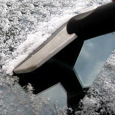 New Stainless Auto Vehicle Snow Shovel Removal Cleaner Tool Car Ice Scraper OK