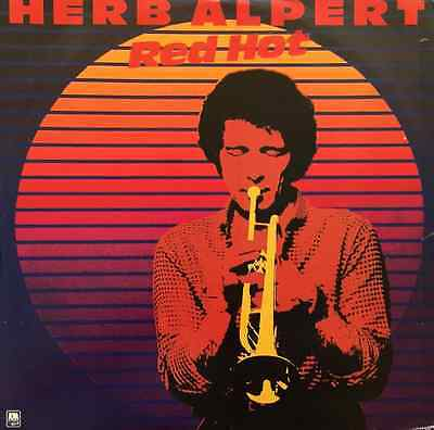 "HERB ALPERT - Red Hot (12"") (VG-EX/EX)"