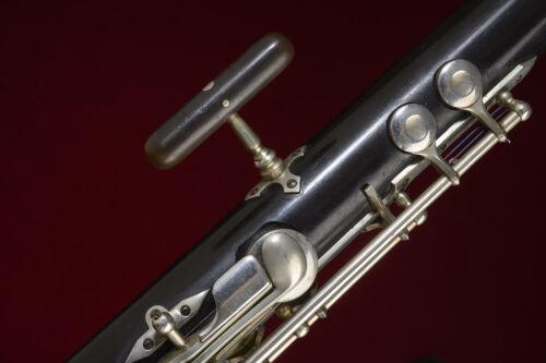 Exquisite Wooden Boehm Flute Circa 1910 - Full Overhaul, Superb Cond., See Film!