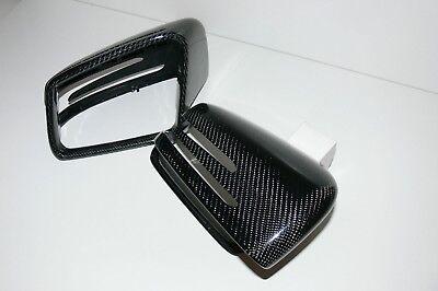 Carbon Spiegelkappen passend für Mercedes C W204 S204 C204 CLS C218 S W221 AMG