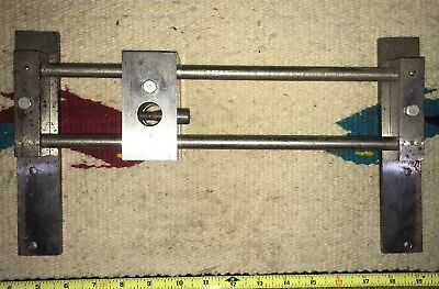 Emco Unimat Db 200 Mini Micro Lathe Auxiliary Accessory Tool Bed Assembly