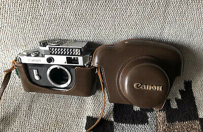MINT Canon P 35mm Rangefinder Film Camera Body Only