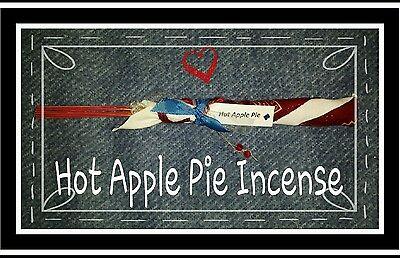 Pie Incense - Handmade Hot Apple Pie Incense Sticks