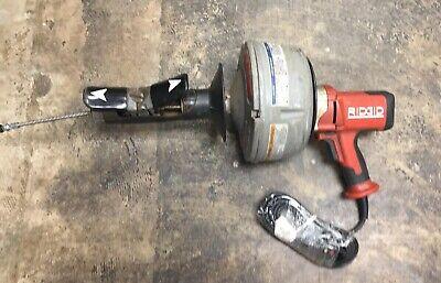 Ridgid K-45 Electric Drain Cleaning Snake