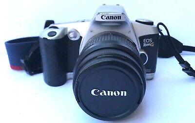Canon EOS Rebel G Film SLR Camera Kit W/35-80mm Lens-ALSO a 75-300MM Lense-USED