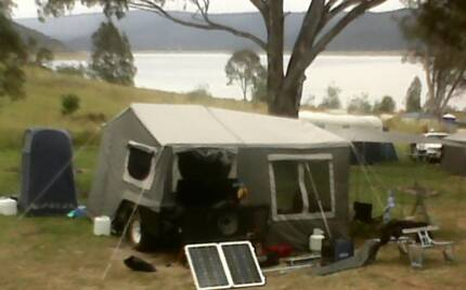 Mars Hard Floor Off Road Camper Skye Frankston Area Preview