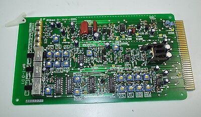 Nikon Microscope Camera Control A-394V-I Circuit Board Model# OP-1-001