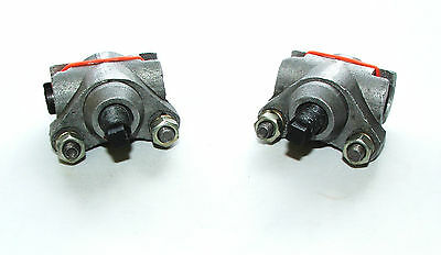 PAIR OF REAR BRAKE ADJUSTERS FOR SUNBEAM ALPINE SERIES 1 to 1V AND TIGER 260