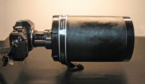 Celestron 750mm Mirror Lens Schmidt Cassegrain Nikon Adapter