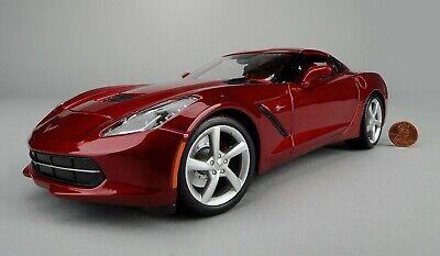 2014 Corvette Stingray Model 1:18 Scale 7th Generation 676007881