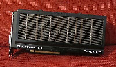Gainward NVIDIA GeForce GTX 760 Phantom, 2GB Grafikkarte