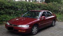 1996 Honda Accord Sedan Melbourne CBD Melbourne City Preview