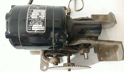 Bodine Electric Rype Nsi-34rh Gear Motor 115 Volt Commercial Food Ser. 2828598