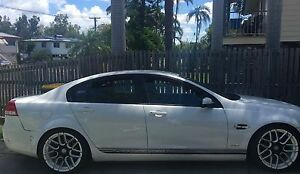 2012 Holden Commodore series II East Brisbane Brisbane South East Preview